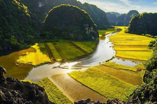 Hanoi Halong Ninh Binh Sapa package