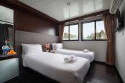 Halong Aclass Stellar Cruise Deluxe Twin Cabin