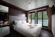 Halong Aclass Stellar Cruise Premium Double Cabin
