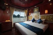 Halong Rosa Boutique Deluxe Double Cabin
