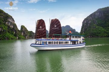 Halong Bay Luxury day trip
