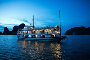 Halong Rosa Boutique cruise