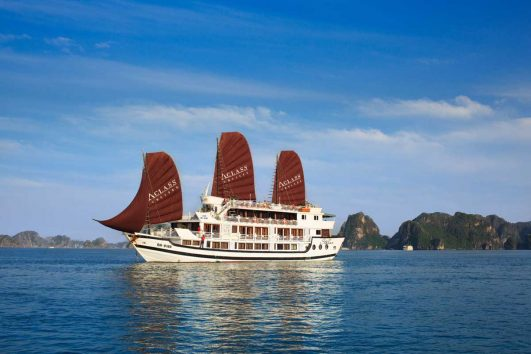 Aclass Stellar cruise Halong Cruise