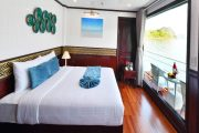 Sapphire Cruise Deluxe Double Cabin