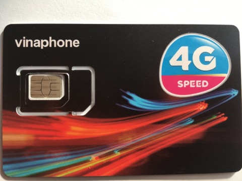 cheap sim card in Vietnam