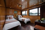 Halong Majestic Legend Cruise Twin Cabin