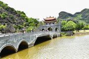 Hoa Lu ancient citadel