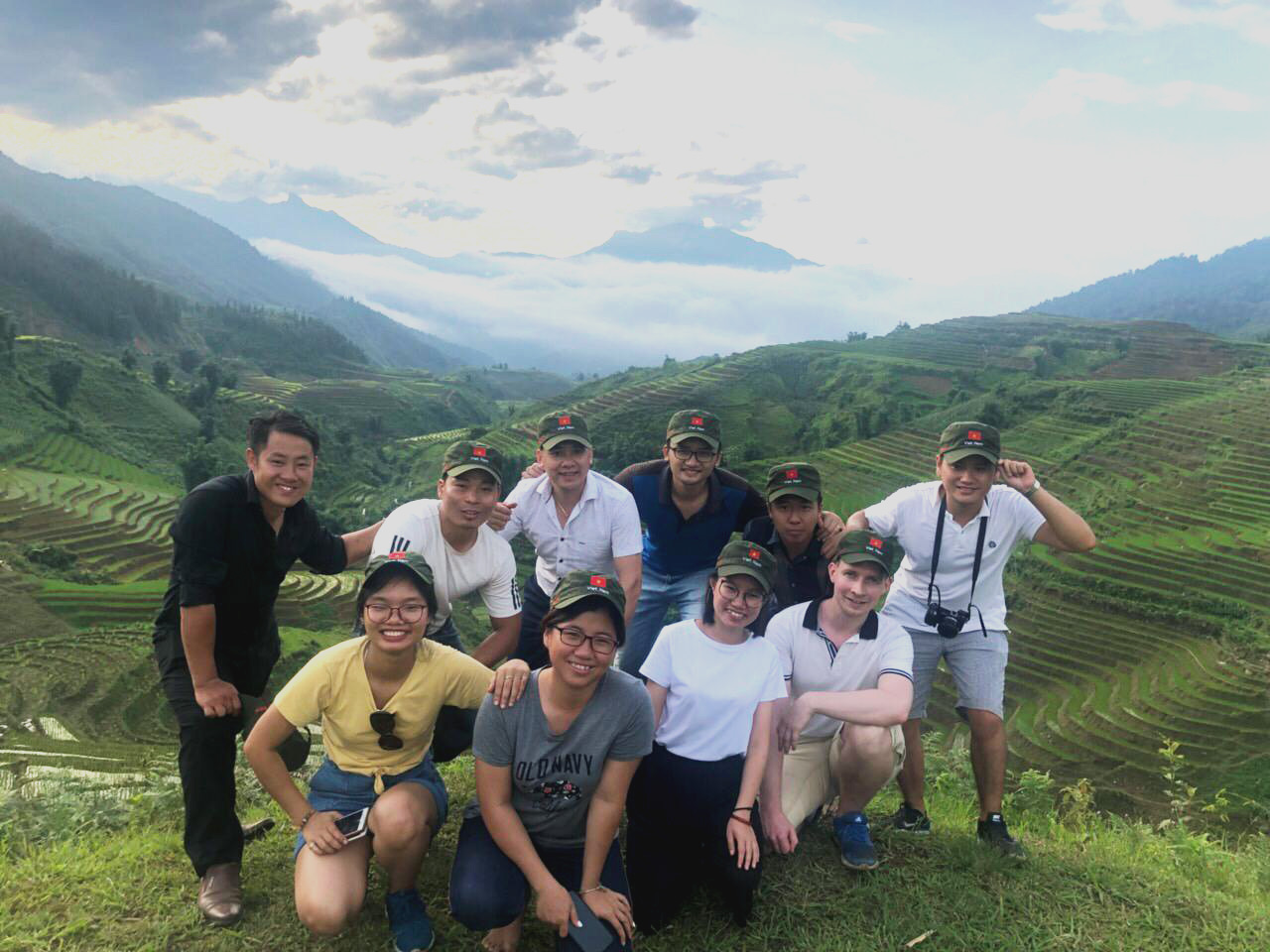 Vietnam local travel agency Sapa