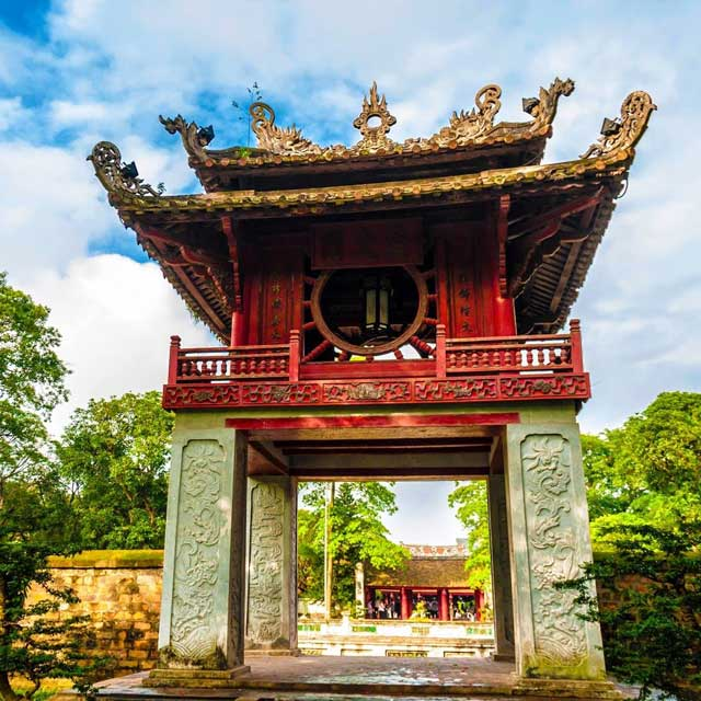 Litterature-temple-Hanoi