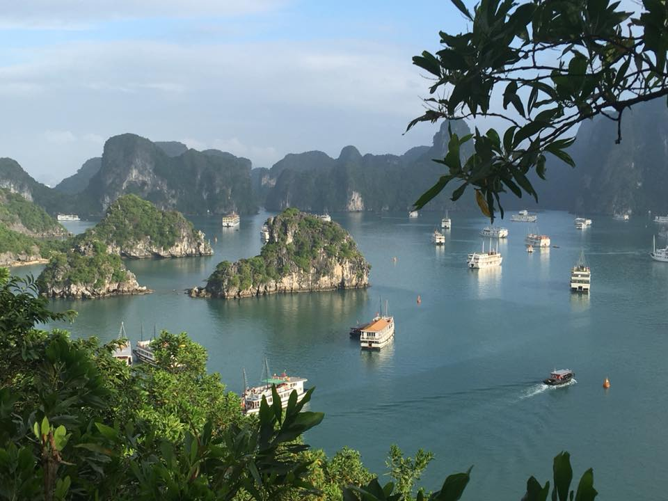 Halong Bay world heritage