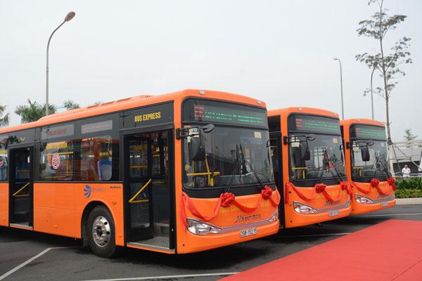 Hanoi airport Bus